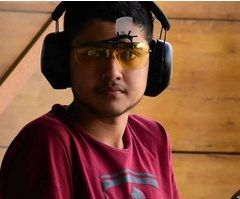Anish Bhanwala-15- shoots World Record score in trial
