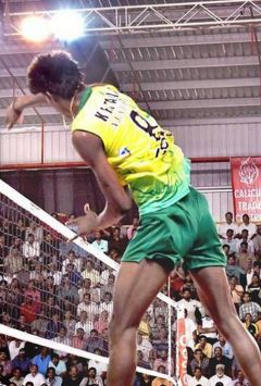senior National volleyball championship