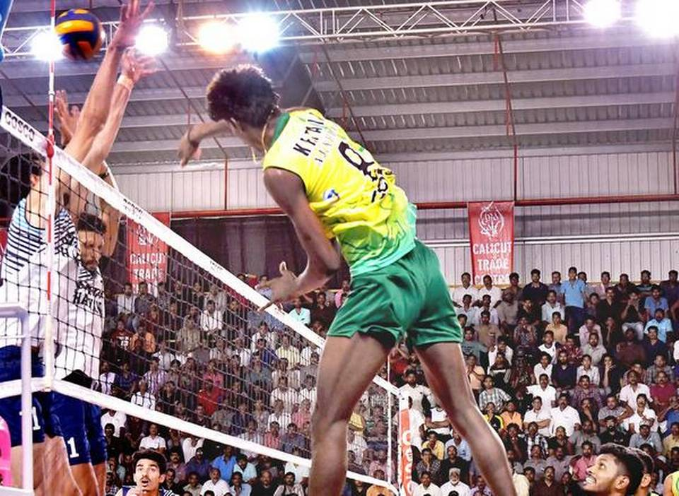senior National volleyball championship