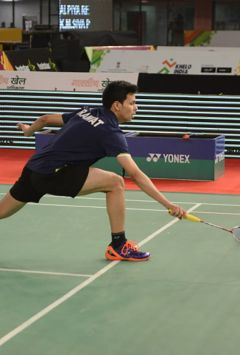 Khelo India Badminton