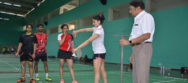 Assisting shuttlers in tackling new rule