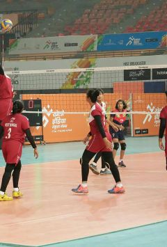 Keho India Volleyball