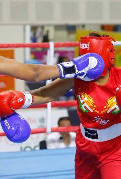 boxing khelo India