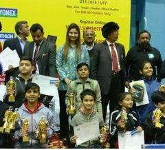 YoGems Elite District Badminton Players Invitational Tournament 2017