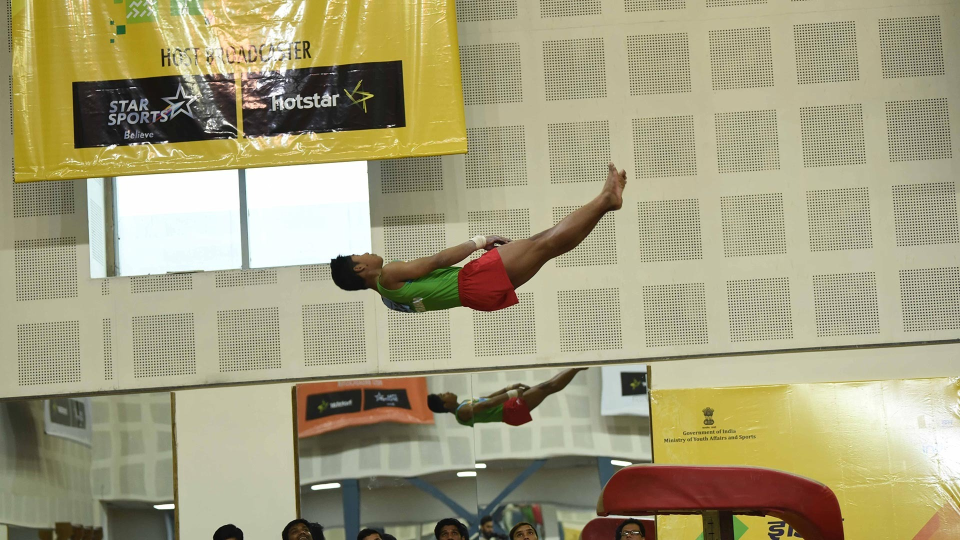 Gymnastics Khelo India