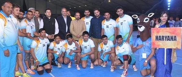 Haryana kabaddi championship