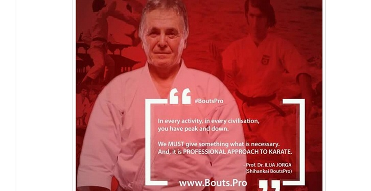 Bout Karate Championship
