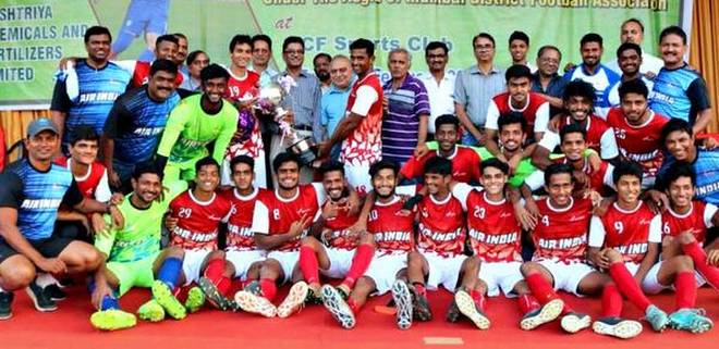 Air India beats Union Bank of India in final