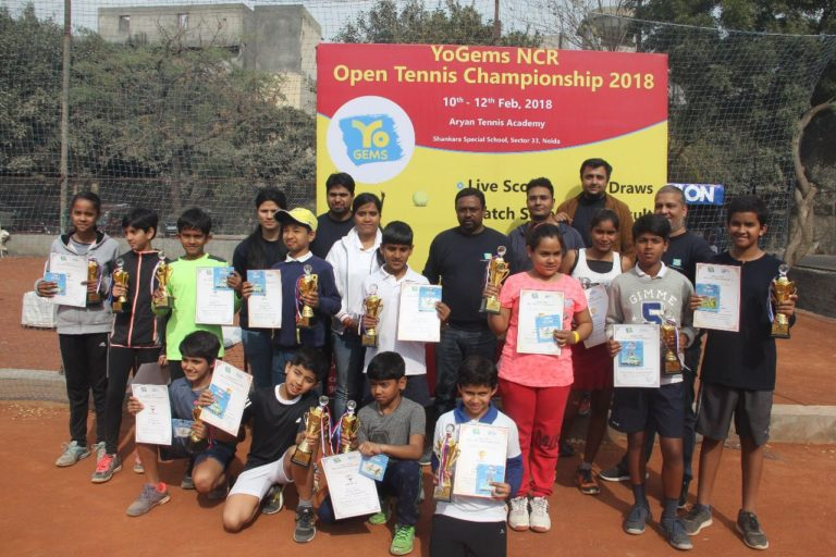YoGems NCR Open Tennis