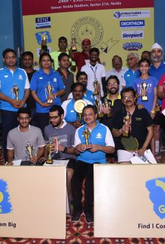 IIT Alumni Badminton Championship