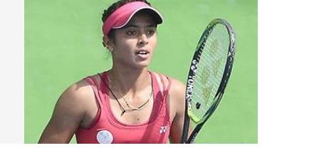Ankita breezes into the final