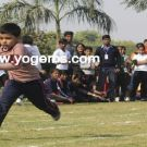 Athletics Vishwabharti public school