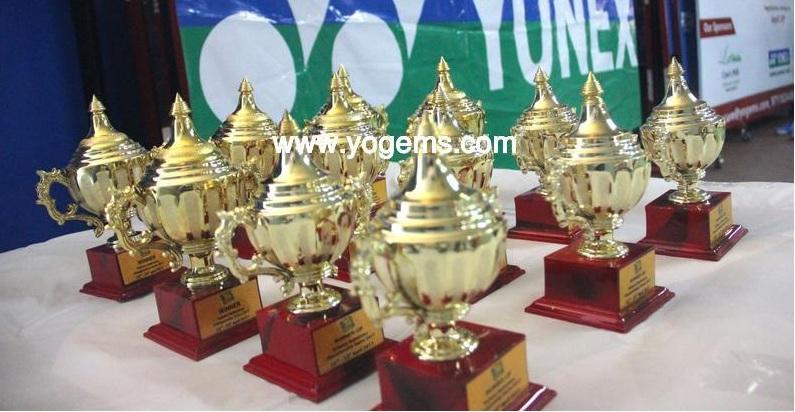 YoGems Badminton Championship Series