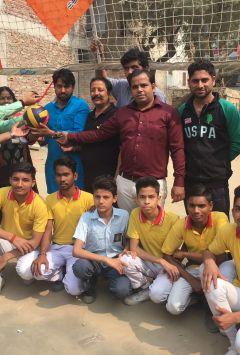 Pandit Deendayal team