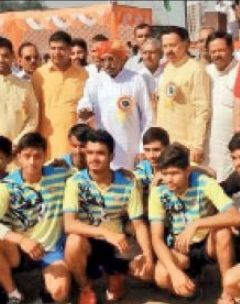 Haryana State Level Handball Championship final today