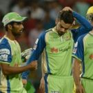 RCB Go-Green Match against Rajasthan Royals