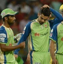 RCB Go-Green Match against Rajasthan Royals