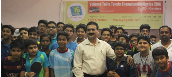District Level Table Tennis Tournament