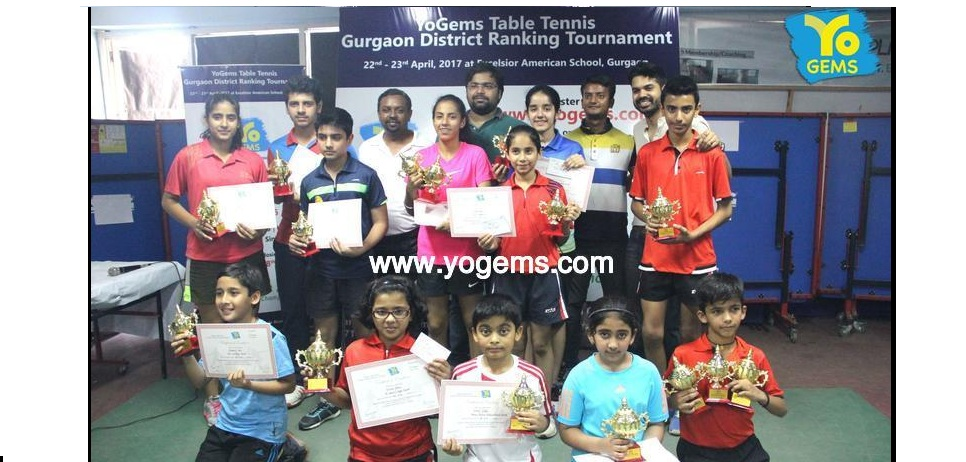 YoGems TT District Ranking Tournament end today