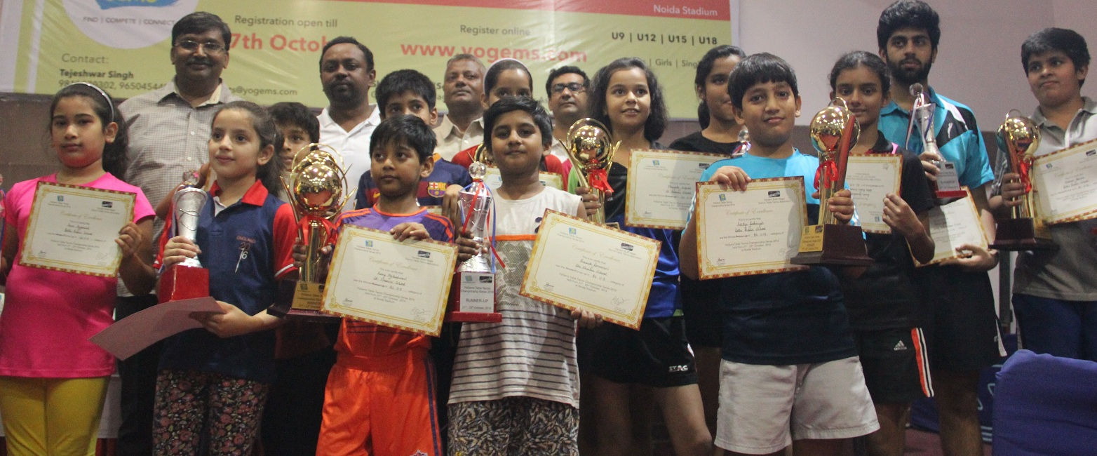 YoGems Table Tennis Championship 2016