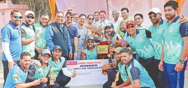 Sumeru Vardhan Cup