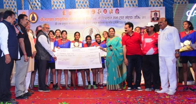 Inter-School Girls Football Tournament