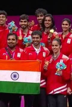 Badminton Mixed Team