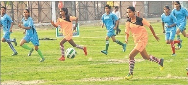 Inter-School Girls Football Tournament 2018-19
