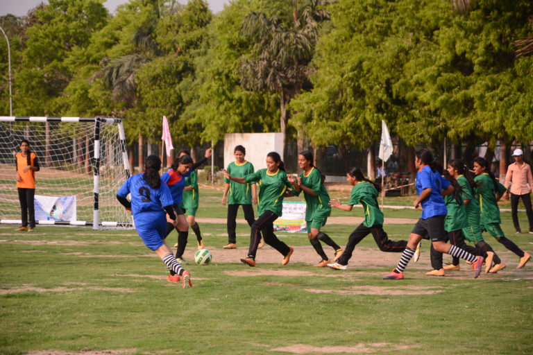 Shree Ram Anugrah Narayan Memorial Inter-School U-19 Girls Football Tournament