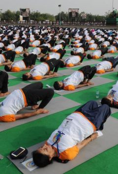 Northern Regional Yoga Championship
