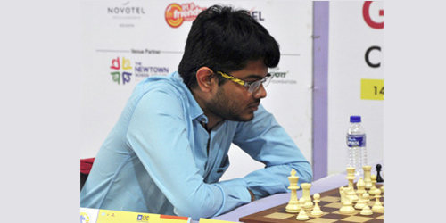 Kolkata Open Chess Champion