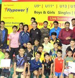 YoGems Dehradun District Badminton Championship