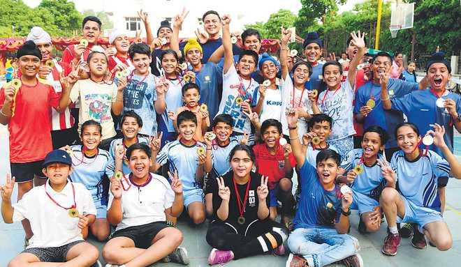 Boys' junior and Sub-Junior Category