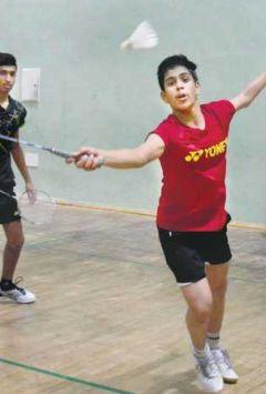 State Ranking Badminton Championship