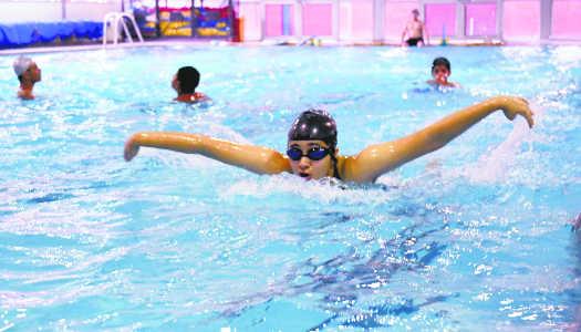 SAI Sports Chandigarh Open Swimming Championship