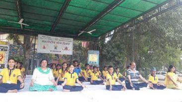 Fourth International Day of Yoga