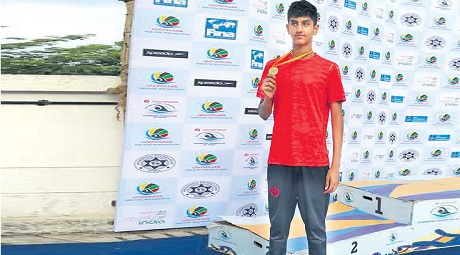 35th edition of the Sub-Junior and the 45th Junior National Aquatic Championship