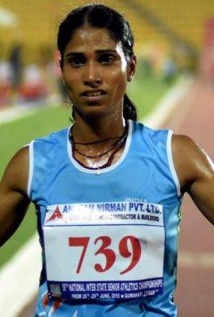 National Inter State Athletics Championships
