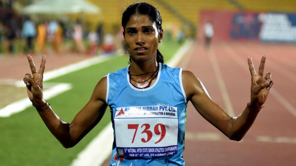 National Inter State Athletics Championships