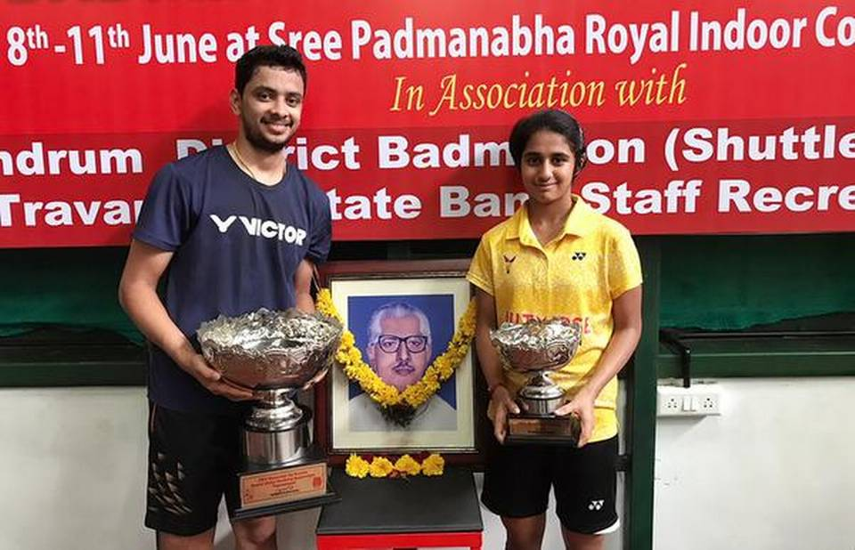 34th TKV memorial all-Kerala Senior Ranking Tournament