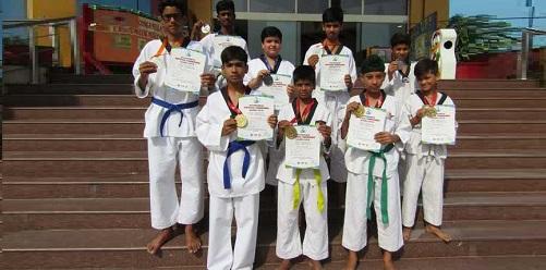 Summer National Taekwondo Games-2018