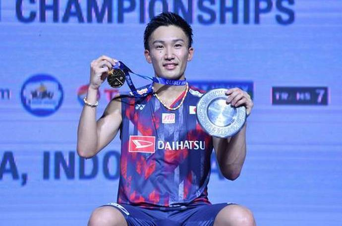 Indonesia Open badminton