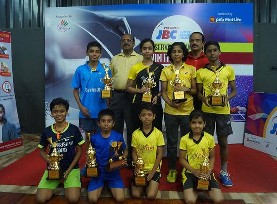 PNB MetLife Junior Badminton Tournament