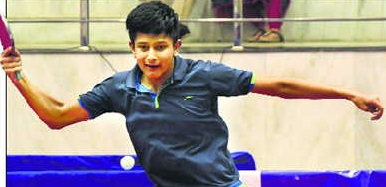 National Ranking Table Tennis