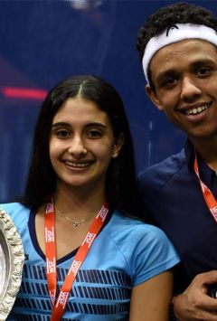 World Junior Squash Championship
