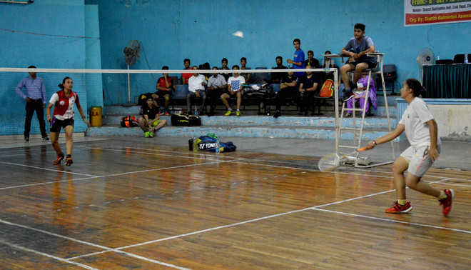 Junior Ludhiana District Badminton Tournament