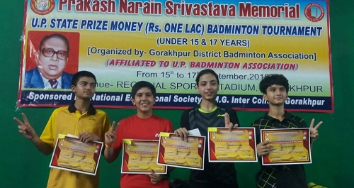 Inter-State Badminton Championship