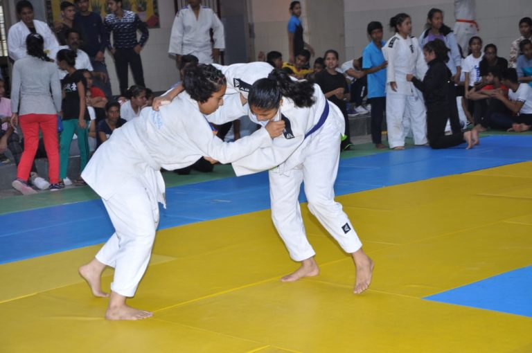 CBSE North Zone Judo Championship