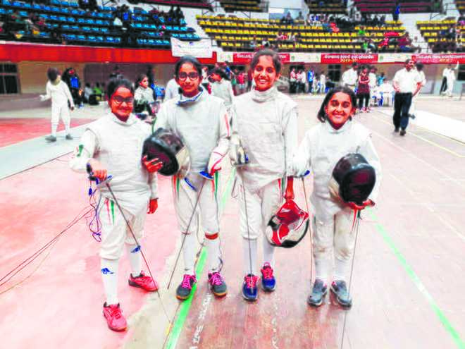 20th Sub-Junior National Fencing Championship