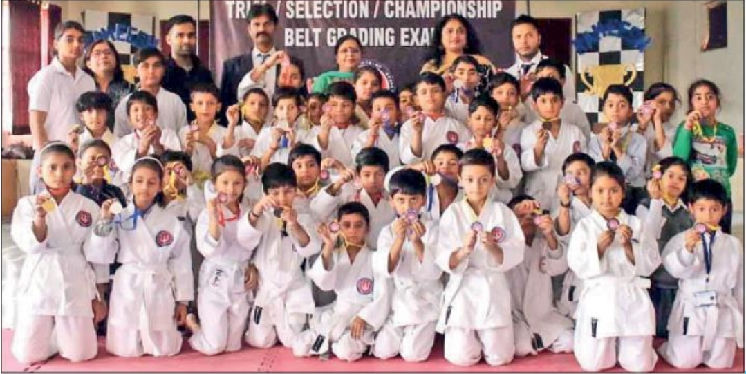 Inter School Karate Championship